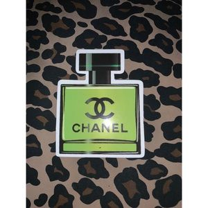Chanel Sticker